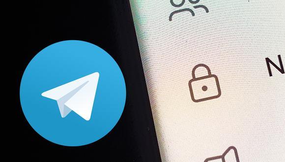 Así puedes saber qué significa el candado dentro de tus conversaciones de Telegram. (Foto: Depor)