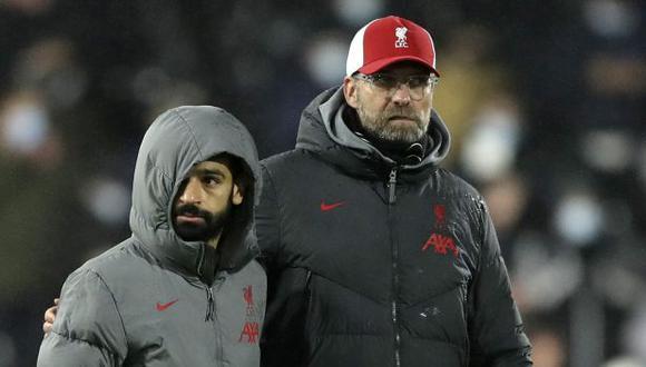 Mohamed Salah es jugador de Liverpool desde julio del 2017 y tiene contrato hasta 2023. (Foto: AFP)