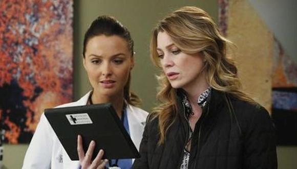 Meredith Grey' y 'Jo Wilson' son grandes amigas en la serie y también son muy cercanas en la vida real (Foto: ABC)