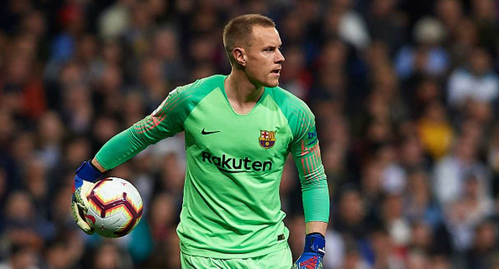Marc-André ter Stegen. (Foto: Getty Images)