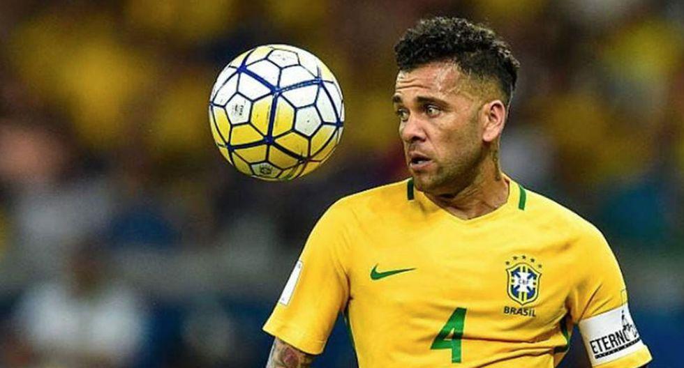 Dani Alves. (Getty Images)