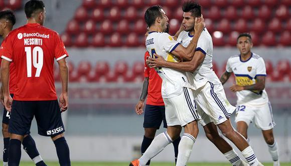 VER GOLES Boca vs. Independiente: con Carlos Zambrano, resultado, resumen,  incidencias y minuto a minuto por Copa de la Liga Profesional |  FUTBOL-INTERNACIONAL | DEPOR