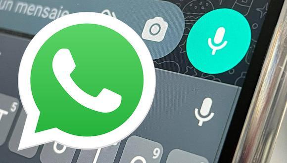 De esta manera podrás mandar un mensaje de WhatsApp sin tener que escribir. (Foto: Depor)