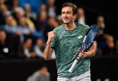 Es oficial: Daniil Medvedev se convirtió en el nuevo número dos de la ATP tras desplazar a Rafael Nadal
