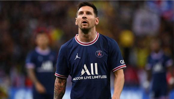 FIFA 22: Lionel Messi recibe su mejor carta en el equipo 'Ones to Watch'. (Foto: Agencias)