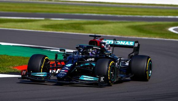 Lewis Hamilton consigue su octavo GP de Gran Bretaña. (Foto: F1)