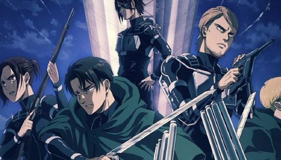 Shingeki No Kyojin 4 Esto Es Lo Que Sucedera En La Temporada 4 Segun El Manga De Attack On Titan Ataque A Los Titanes Series De Crunchyroll Nnda Nnlt Depor Play Depor