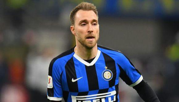 """Christian Eriksen se sintió como """"la oveja negra"""" en el Tottenham, antes de fichar por el Inter de Milán (Foto: Agencias)"""