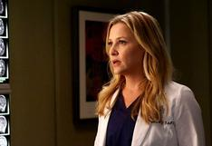 """Grey's Anatomy"": el caso de la vida real detrás del episodio del cáncer a Arizona"