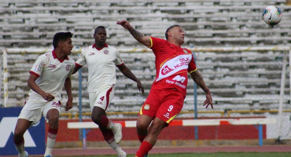 Sport Huancayo ganó 2-1 ante UTC por la Fecha 6 del Torneo Clausura. (Foto: Jhefryn Sedano)
