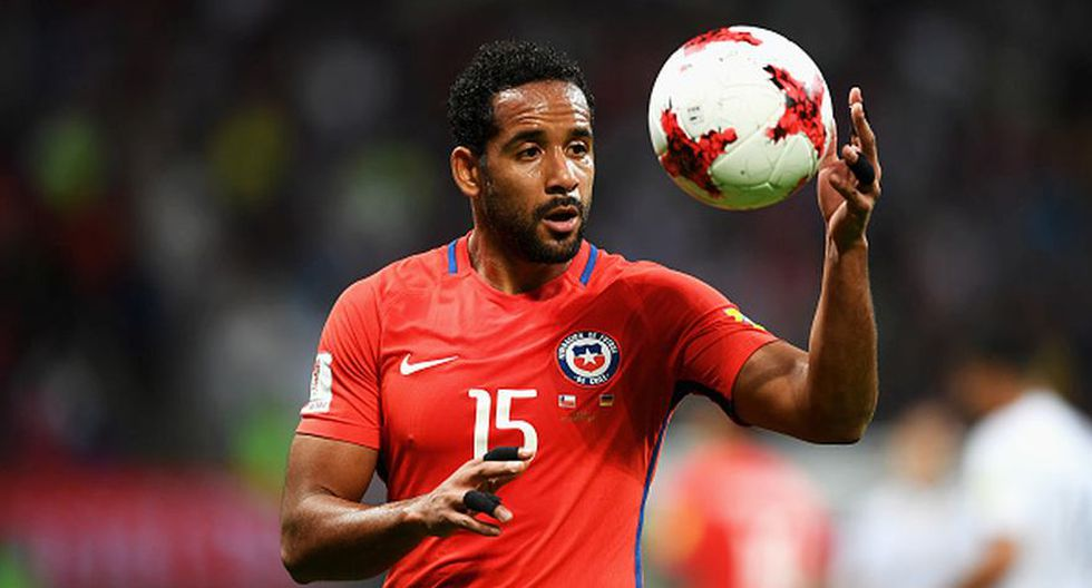 Jean Beausejour (Foto: Getty Images).