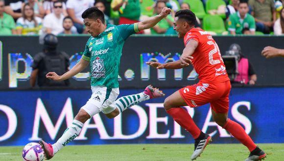 León empató 1-1 ante Veracruz por la jornada 13 del Apertura 2019 de Liga MX