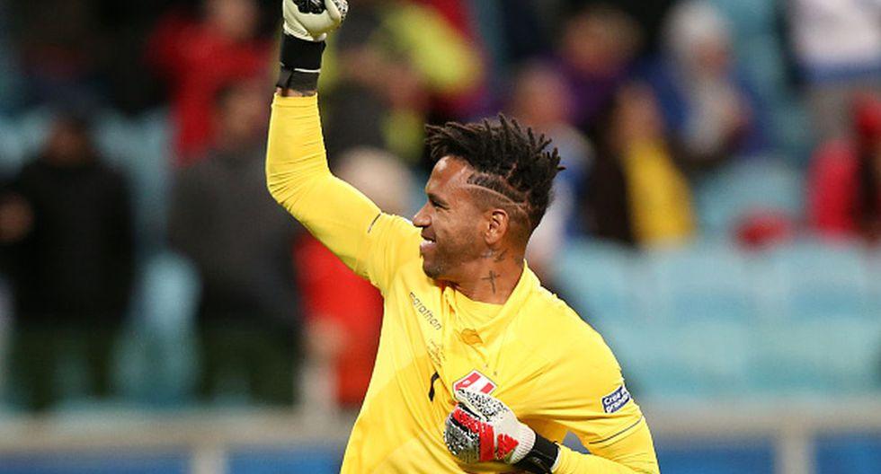 Perú vs. Brasil | Pedro Gallese (Foto: Getty Images)