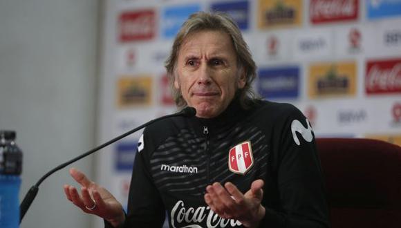 Ricardo Gareca habló del tiempo necesario para que los jugadores lleguen bien al torneo profesional. (Foto: GEC)