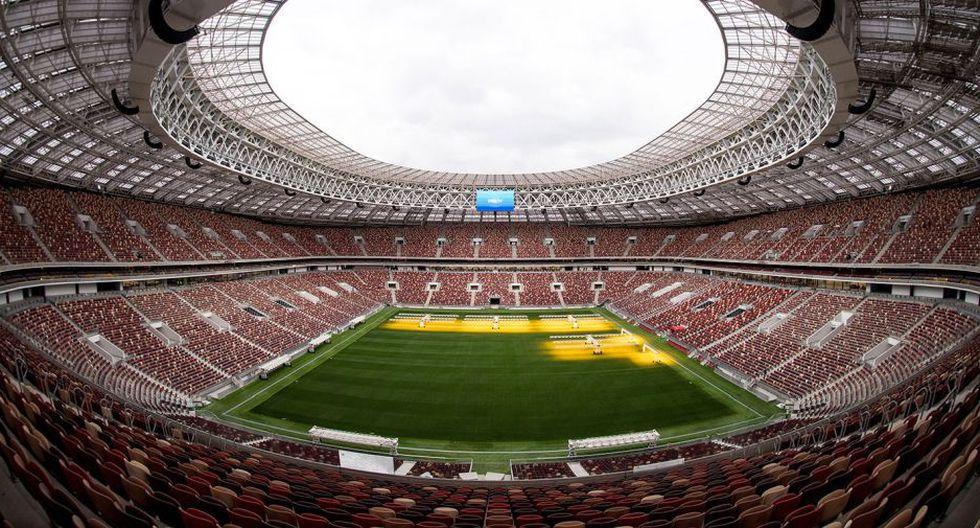 Final del Mundial Rusia 2018 EN VIVO EN DIRECTO con Croacia vs Francia.