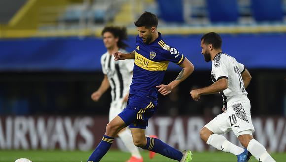 Boca Juniors sumó 11 puntos y se consolida como líder del Grupo H.