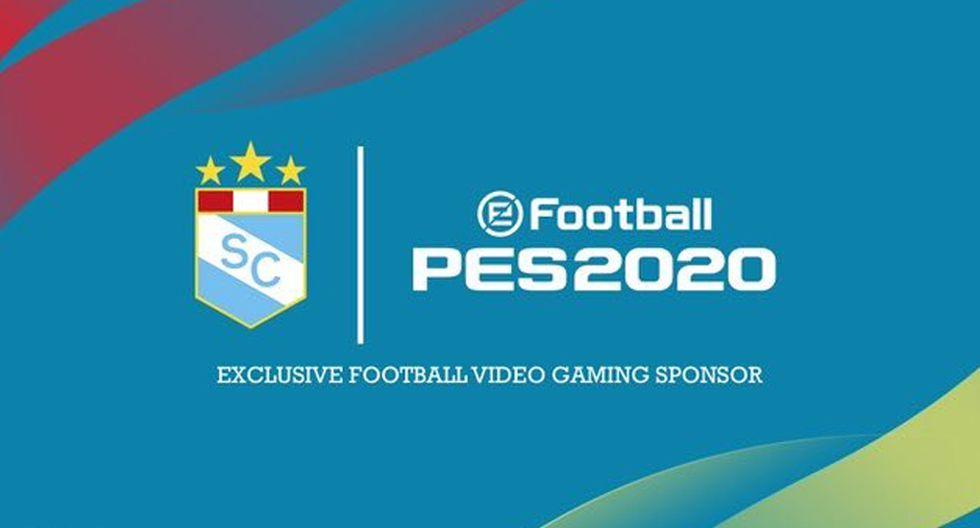 PES 2020 también saluda a Sporting Cristal por sus 64 años. (Foto: Konami)