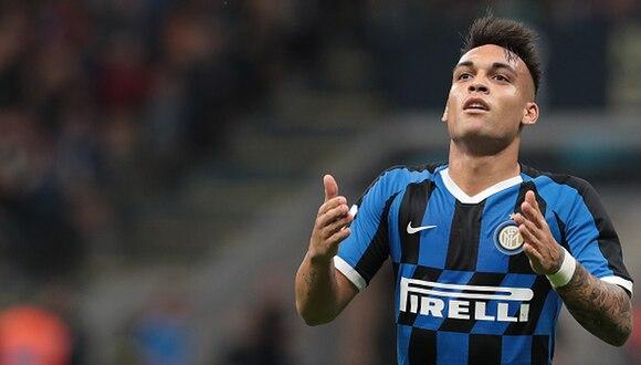 Lautaro Martínez tiene contrato con el Inter hasta el 2023. (Foto: Getty)