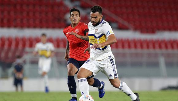 Boca vs. Independiente (1-1): revive goles, incidencias, jugadas y minuto a  minuto por Copa de la Liga Profesional | VIDEOS | FUTBOL-INTERNACIONAL |  DEPOR