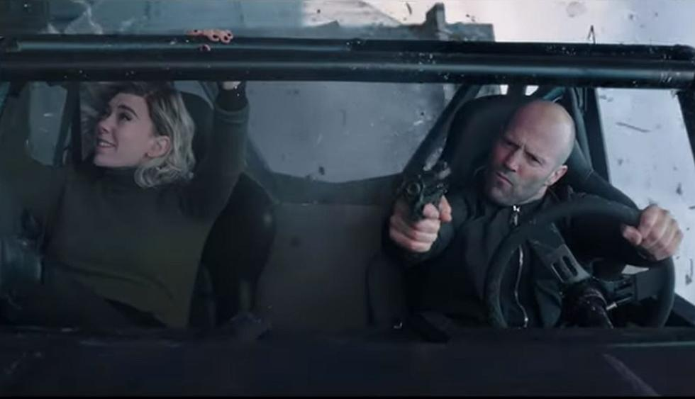 """Hobbs and Shaw"", spin off de Rápidos y Furiosos, estrenó su tráiler final. (Foto: Captura de video)"