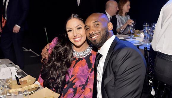 Vanessa y Kobe se casaron en 2001. (Foto: Getty Images)