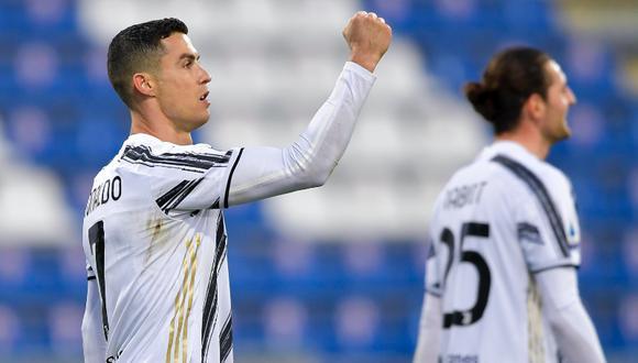 Los bianconeros derrotaron 3-1 a Cagliari con triplete de Cristiano Ronaldo. (Foto: Juventus)