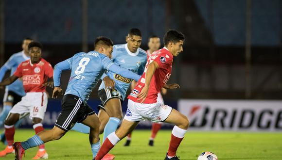 Sporting Cristal vs. Rentistas igualaron por la fecha 3 (Foto: Copa Linbertadores)
