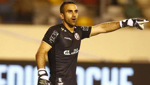 José Carvallo fue campeón con Universitario en 2013. (Foto: GEC / Liga 1)