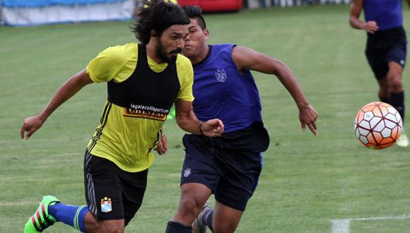 Seis goles en seis partidos anotó Cristal en la Copa Libertadores 2015. (Facebook)