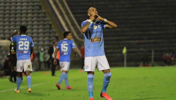 Riquelme reemplaza a Emanuel Herrera en Sporting Cristal. (Foto: Liga de Fútbol Profesional)
