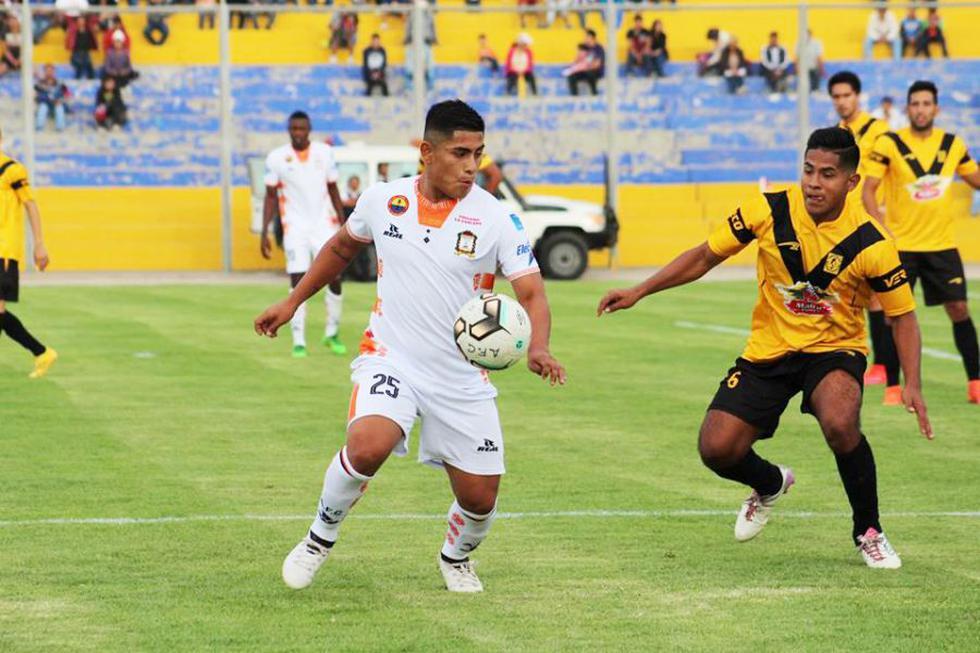 Luis Carranza - Ayacucho FC.  (Photo: Ligue 1)