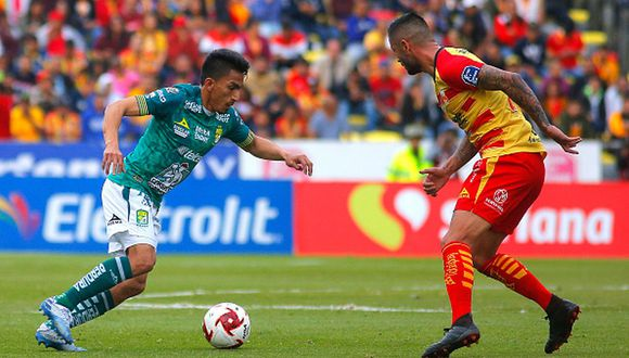 Monarcas Morelia cayó 2-1 ante León por la jornada 4 del Clausura 2020 de la Liga MX. (Getty Images)