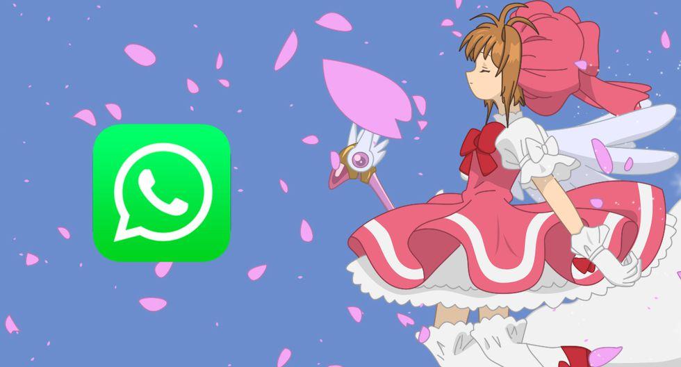 ¿Quieres tener los stickers de Sakura en tu WhatsApp? Entonces esto es lo que tienes que hacer. (Foto: WhatsApp)