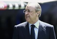 """Florentino declara la 'guerra' y contraataca: """"No queremos al presidente de la UEFA"""""""