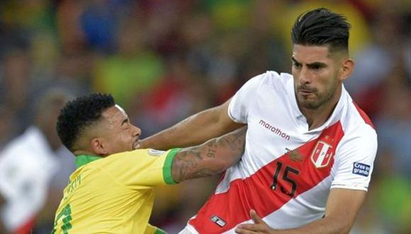 Zambrano alentó a la escuadra bicolor antes del Perú vs. Ecuador. (Foto: Agencias)