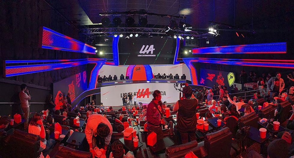 League of Legends: este es el nuevo estadio de la Liga Latinoaméricana. (Foto: Renato Mogrovejo)