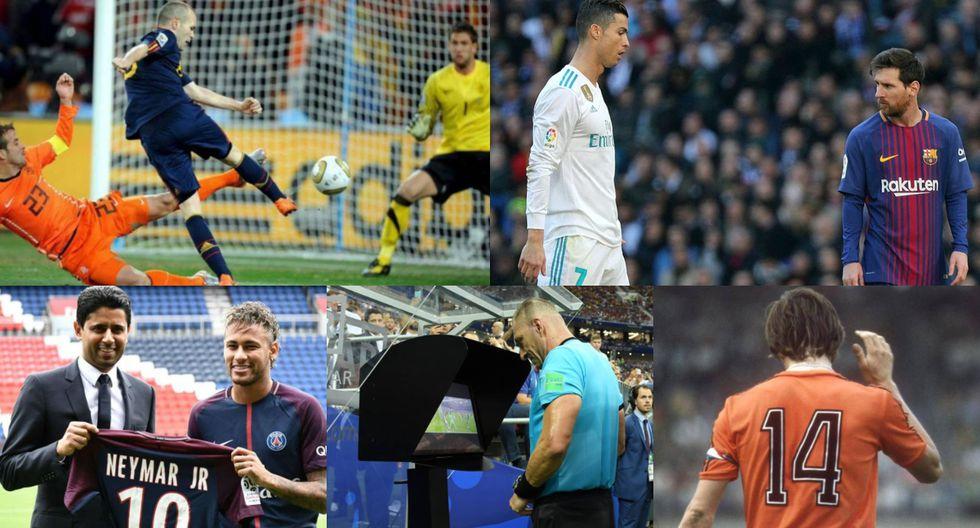 Los 10 momentos futbolísticos de la década [FOTOS]