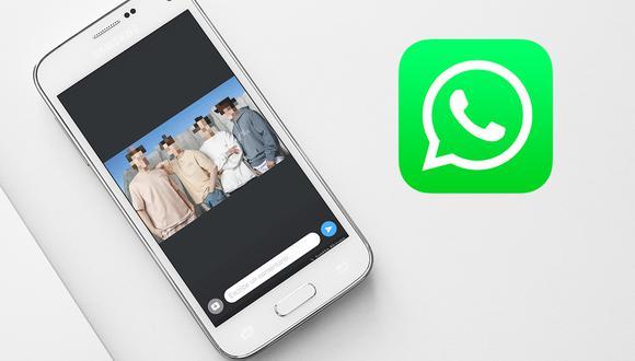 ¿Quieres saber cómo poder pixelear una foto en WhatsApp? Usa este truco. (Foto: Depor)