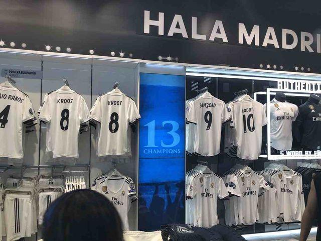 España: Cristiano Ronaldo a Juventus: ¿Real Madrid quitó camiseta con dorsal 7 - NOTICIAS DEPOR PERÚ