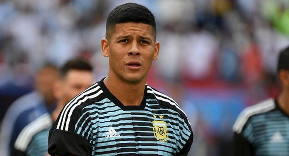 Marcos Rojo. (Getty Images)