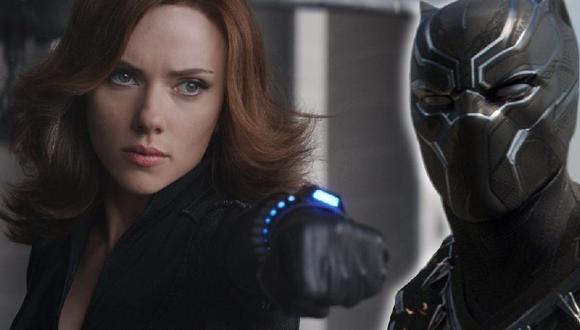 ¿Filtración en Marvel? Mira la supuesta intro de Black Widow dedicada a Chadwick Boseman