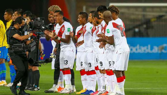 La Selección Peruana jugará en junio la Copa América y las Eliminatorias. (Foto: GEC)