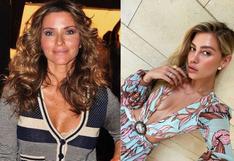 "Issabela Camil se pronuncia luego que la 'historia prohibida' de Michelle Salas se reveló en ""Luis Miguel, la serie"""