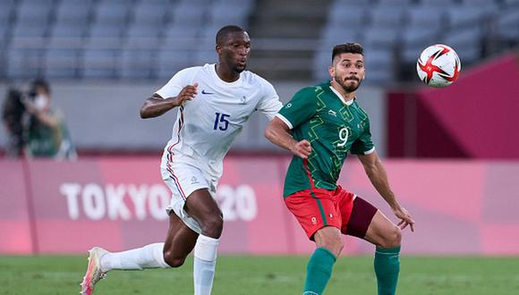 Henry Martin viene de marcarle a Sudáfrica en la fase de grupos de los Juegos Olímpicos Tokio 2020. (Getty)