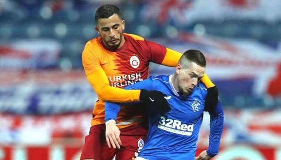 Defensor de Galatasaray espera recupera la visión en ambos ojos (Foto: Getty Images)