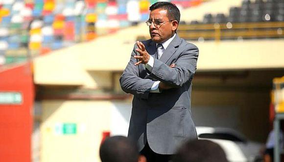 Francisco Gonzales, gerente deportivo de Universitario.