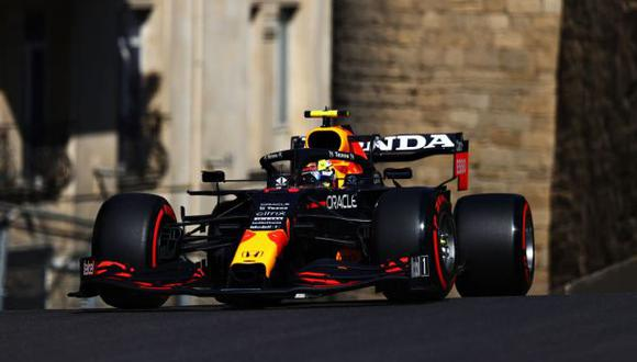 Sergio Pérez consigue su segundo Gran Premio de su carrera. (Foto: Getty Images)