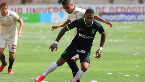 Alexi Gómez no seguirá en Alianza Lima el 2021. (Foto: GEC)
