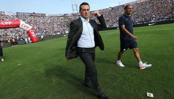 Sanguinetti alista su vuelta al fútbol peruano. (Foto: GEC)