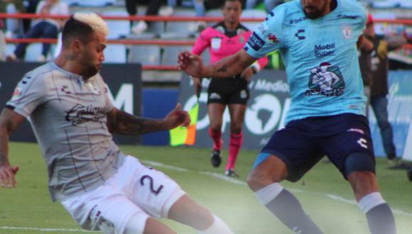Querétaro rescató agónico empate 1-1 ante Pachuca  en el estadio Hidalgo por el Clausura 2020 Liga MX.